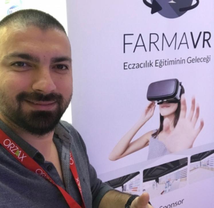 FARMAVR - Hedef Ecza Fuarı